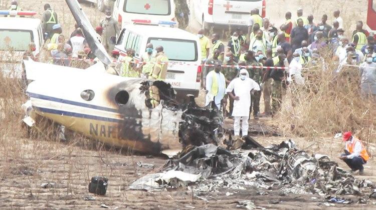 NAF: Abuja air crash victims for burial on Thursday