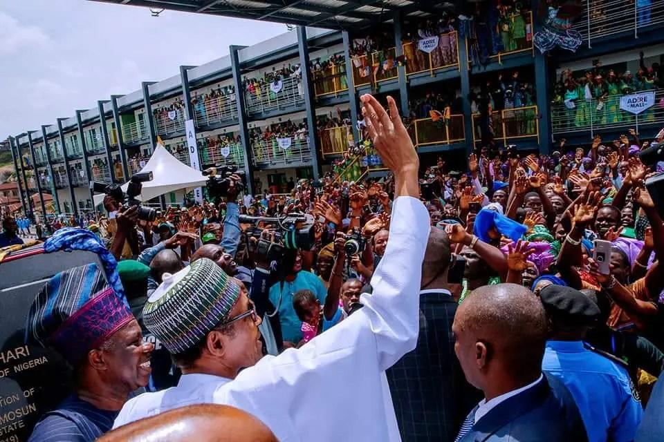 Why did Nigerians vote me despite being Poor - Buhari
