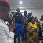 Dr. Godwin Maduka Foundation hosts the 13 man LGA party ex-officio's