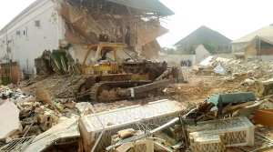 Edo Gov't. demands 18m from Kabaka, after demolition of his hotel.
