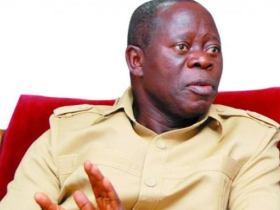 How can 7 ward members suspend Oshiomhole? - Comr. Lukman