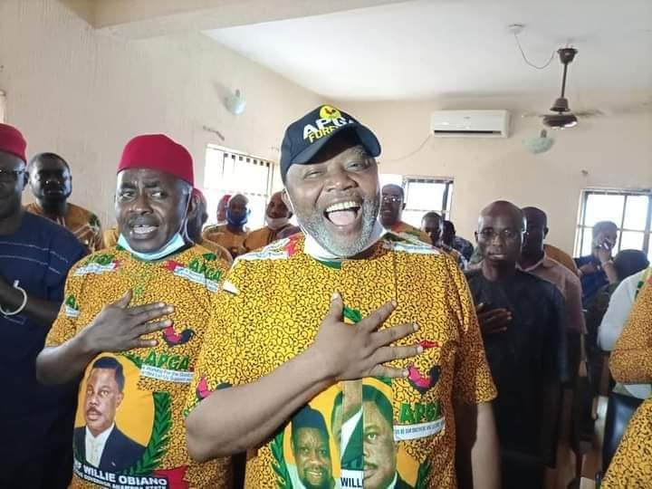 ANAMBRA 2021: I Will Serve Myself Last; as Akachukwu Sullivan Nwankpo declares for Governor