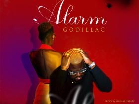 GODILLAC - ALARM (Prod. by DaihardBeatz)