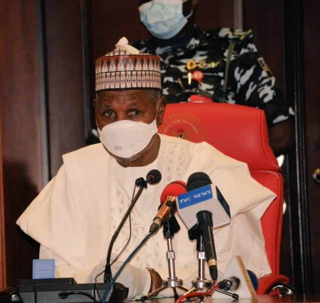 Katsina Gov. spends over N1 billion to manage coronavirus pandemic
