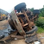 Anambra State: Four dead, four injured in fatal crash