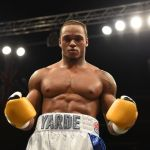 Anthony Yarde urges people to stay home after father dies of coronavirus