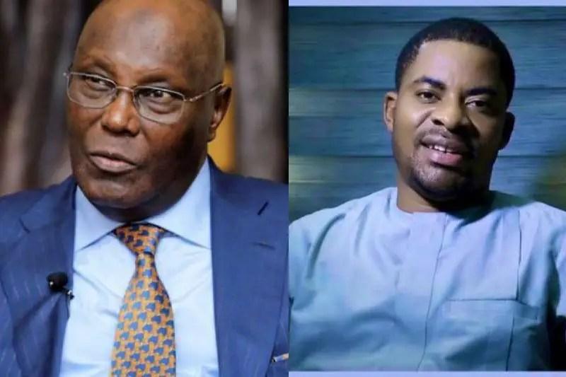 2023 Presidency: You have nothing to offer – Deji Adeyanju to Atiku