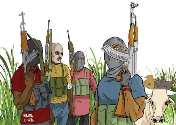Godon Mota: Nine Bandits Killed In Rival Clash Over Sharing Of Ransom In Kaduna