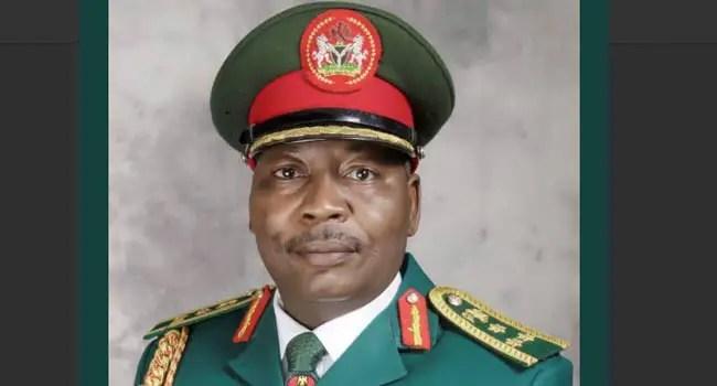 Lekki Shooting: Army Used Blank Bullets - Brigadier General Sani Usman (rtd)