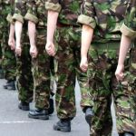 Six British soldiers thrown out of Train for Disturbing Civilians