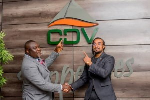 Bryan Okwara, as CDV Properties And Development Limited Ambassador