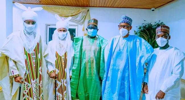 Buhari's Son, Yusuf, Receives Traditional Title In Daura