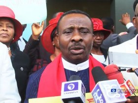 CAN sends Prayer Points to all Churches