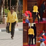 Tanzania female MP sent out from parliament for wearing Trousers
