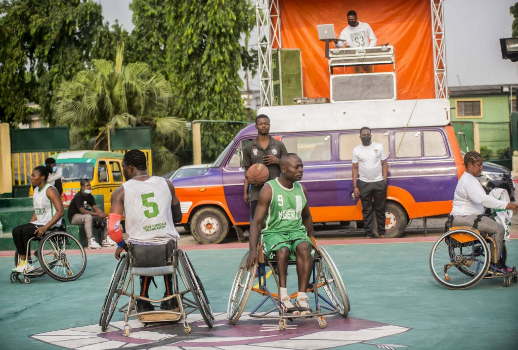 """FACES AND MOMENTS AT THE """"JOE ERICO MEMORIAL GAMES NIGHT"""" HOSTED BY ERICO JR FOUNDATION"""
