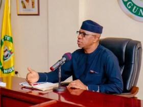 Ogun Championing the Course of Human Trafficking in Nigeria
