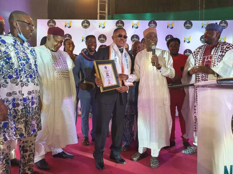 National Peace Awards 2020: Dr. Godwin Maduka Gets Honored