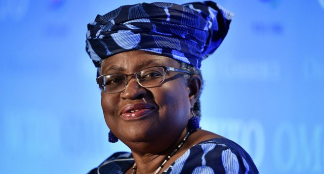 Okonjo-Iweala appointed as First WTO Female Director-General