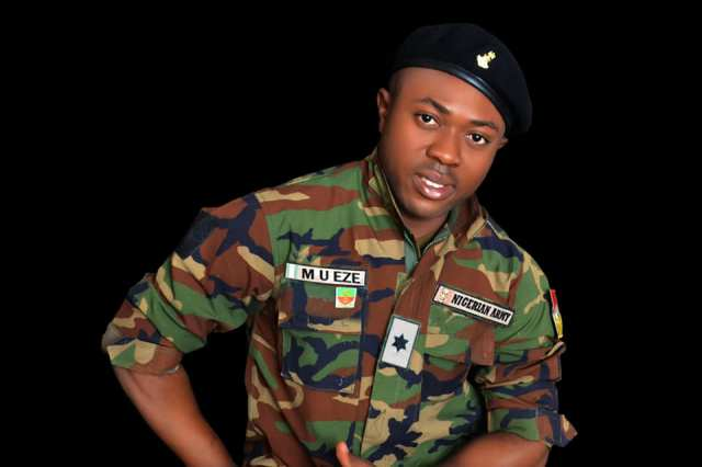 EFCC quizzes Bauchi Poly student, Eze, for posing as Army Lieutenant