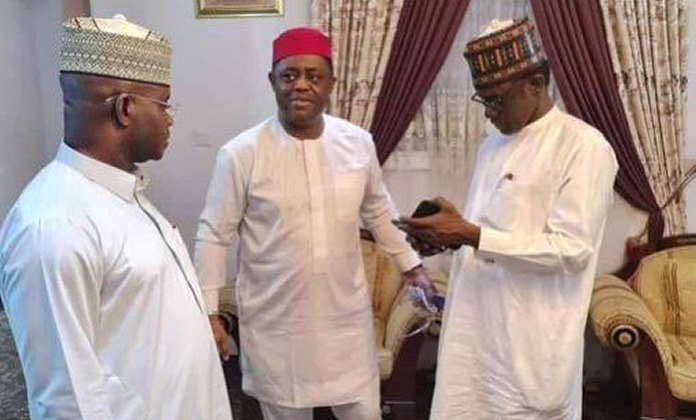 Why I met with APC leaders - Fani-Kayode