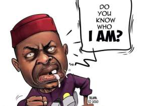 YOU HAVEN'T ANSWERED THE QUESTION, FEMI FANI-KAYODE