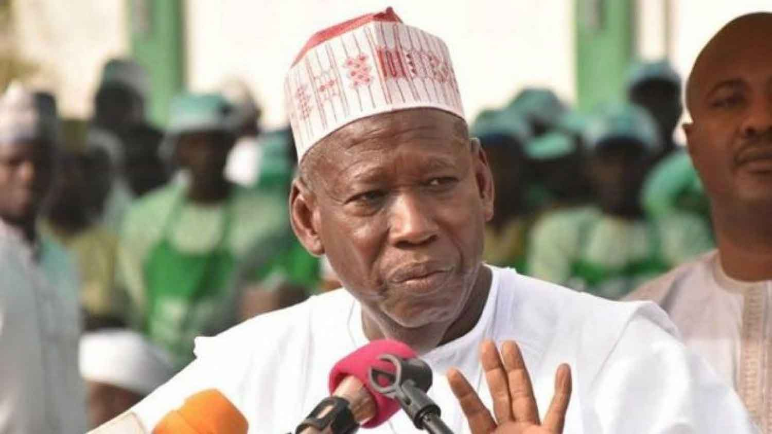 Governor Ganduje Removes Lockdown; hints of Schools reopening