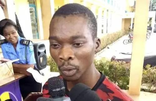 I Started Robbing From Age Seven, Hoped To Be Popular Like Oyenusi, Anini, Shina Rambo - Gbenga Kikiowo