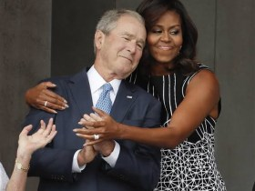 I am 'shocked' by people's reaction to my friendship with Michelle Obama