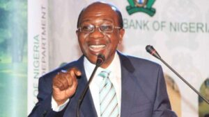 Emefiele justifies CBN printing more money to finance Nigeria