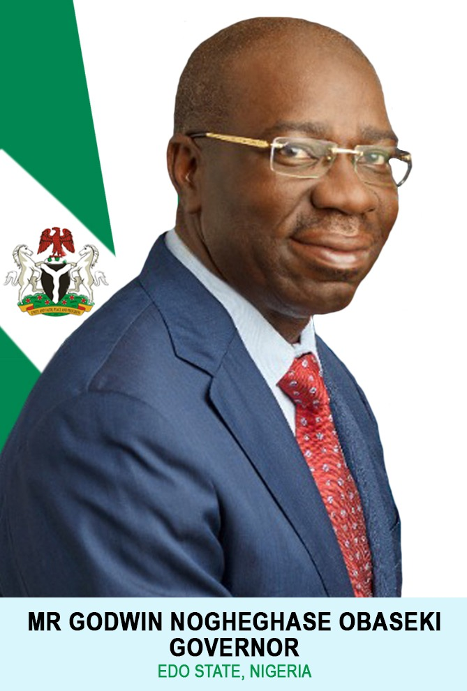 Edo @ 29: Obaseki hails dexterity, resilience of citizens, assures greater future