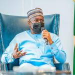 THE TASK AND THE TRUE LEADER: MAKINDE PORTRAYS THIS IN EVERY ANGLE - SAGG