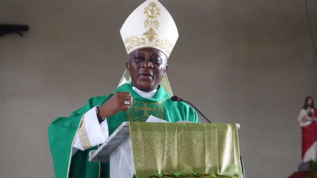 St. Valentine's Day: Nigerian Leaders should imitate God - Rev. Martins