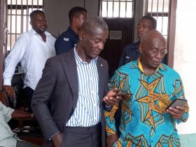 Kofi Amoabeng charged with stealing and money laundering