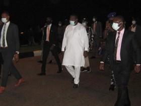How Ugwuanyi & Ezeilo enforced restriction orders in Enugu overnight