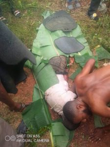 Protest in Osun as police chase 'yahoo boy' to death
