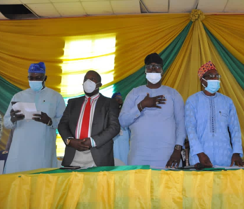 Ogun Inducts 94 School Principals, Urges Them On Dynamic Leadership