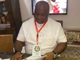 Dr Ifeanyi Ubah reacts to Tobenna Obiano on Transmission of Votes