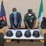 Boko Haram: US donates $325,000 worth of equipment to Nigeria Police