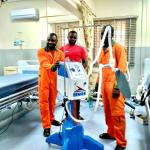 Jerry Mallo's Ventilator is now ready for use (Photos)