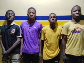 Lagos: 4 teenagers arrested for alleged gang rape