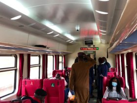Lagos-Ibadan Rail Commences Commercial Operations