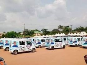 Lawmaker, Hon. Ugonna Ozurigbo Donates 60 Vehicles To Constituents