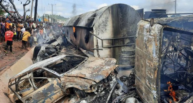 Lokoja Tanker Explosion: Kogi declares two-day Mourning