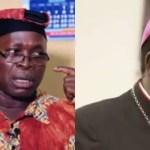 Ignoring the Presidency, again MURIC wants Kukah sacked