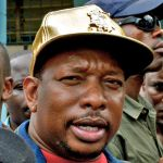Mike Sonko 's message for drunk men at Harambee House