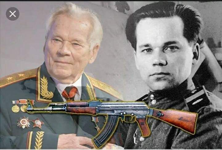 AK-47 Rifle: Meet Man Who Created it; What The 47 Stands For