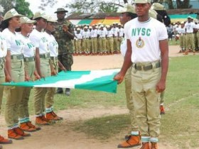 Recruit your Kids: As Fayemi backs Tinubu, NYSC DG on Military Corpers