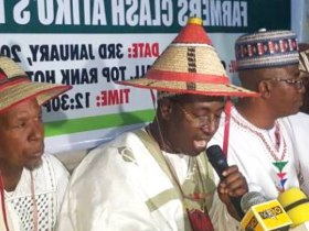 Miyetti Allah urges Federal government to treat Nnamdi Kanu as a terrorist