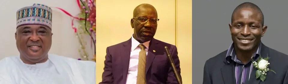 Kwara, Bayelsa govts hail Obaseki's investment in sports sector