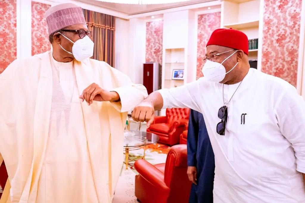 Orlu ESN: Why I Ask Buhari For Military Support - Uzodinma